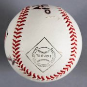 "Tom Hanks Signed ""A League of Their Own"" Baseball - JSA"