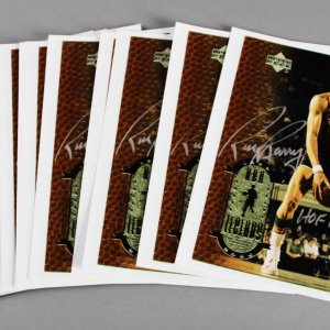 Rick Barry Signed 8x10 Golden State Warriors Photos (20) - JSA