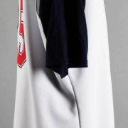 2002 Jim Thome Game-Worn, Signed Cleveland Indians Jersey - COA Schwartz Sports & 100% Team