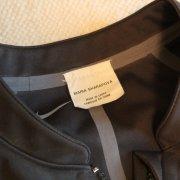 A Maria Sharapova Game-Used Custom Nike Tennis Jacket.  Includes Signed Photo Card.