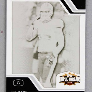 2008 Topps Triple Threads Jason Taylor Triple Take Printing Plate Card 1/1
