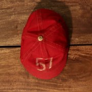 A Harvard University Cap.  Class of 1957.
