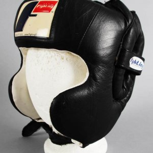 Floyd Mayweather, Jr. Training Worn Used Boxing Headgear - COA 100% Team