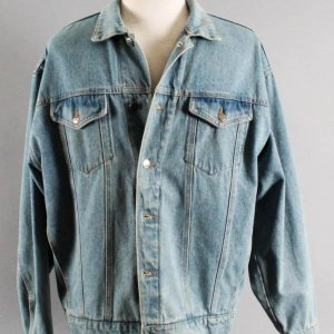 90210 Cast & Crew Jean Jacket - Provenance LOA