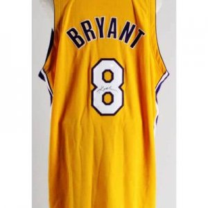 Kobe Bryant Game-Worn, Signed Los Angeles Lakers Jersey - JSA Full LOA & 100% Team Grade:14/20
