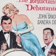 RELUCTANT DEBUTANTE Movie Poster 1sh '58 Rex Harrison- Sandra Dee