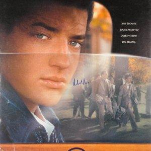 Brendan Frazier Autographed School Ties Poster (PSA/DNA Sticker)