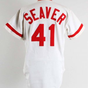 1979 Tom Seaver Game-Worn Cincinnati Reds Jersey