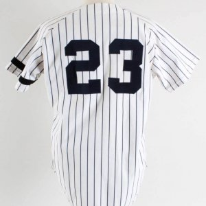 1985 Don Mattingly Game-Worn New York Yankees Jersey