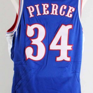 Paul Pierce Game-Worn Kansas Jayhawks Jersey