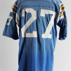 c. 1970 Gary Garrison Game-Worn San Diego Chargers Jersey - 100% Team