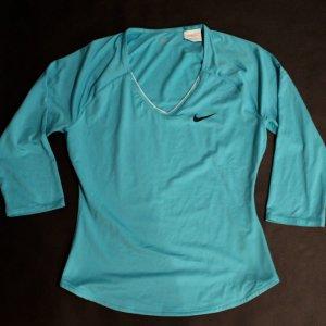 A Serena Williams Game-Used Custom Nike Tennis Shirt.  2016 WTA Sony Ericsson Open Miami. (#2 of 2)