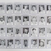 1960 Leaf Complete Baseball Card Set w/PSA Graded Cards & Extra Cards (94)