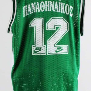 1995-96 Dominique Wilkins Game-Worn Panathinaikos B.C. Jersey