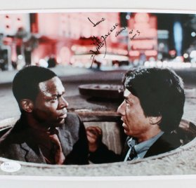 Jackie Chan Signed 8x10 Rush Hour 2 Photo - COA JSA