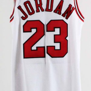 f398c53cbd7b0f 1997-98 Michael Jordan Game Used Chicago Bulls Home Jersey-Final Season COA  100% Authentic.