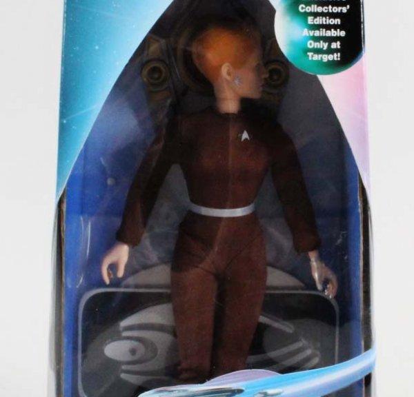 "Playmates Star Trek 9"" Target Exclusive Seven of Nine Action Figure (Factory Sealed)"