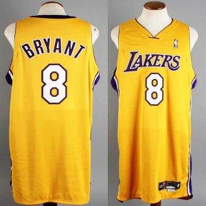2000-01 Kobe Bryant Game-Worn Los Angeles Lakers Jersey - COA 100% Team