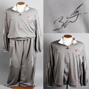 Dwyane Wade Game-Worn USA  Signed  Uniform -