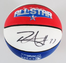 Blake Griffin Los Angeles Clippers Signed All-Star Basketball - COA JSA