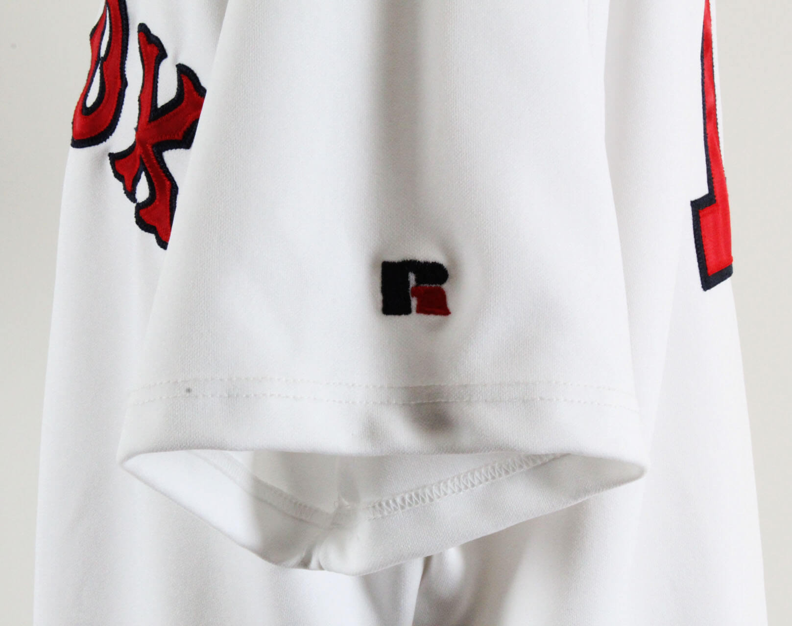 01a4587ad41 2004 Boston Red Sox – Johnny Damon Game-Worn Home Jersey – COA ...