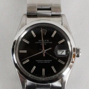 1981 Rolex Oyster Perpetual Stainless Steel Watch-Nice.