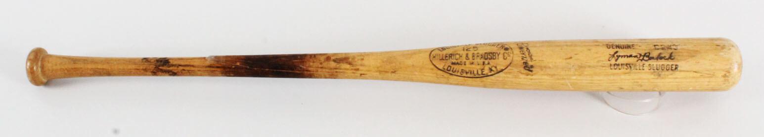 Lyman Bostock Game-Used Baseball Bat Minnesota Twins - PSA/DNA GU 9