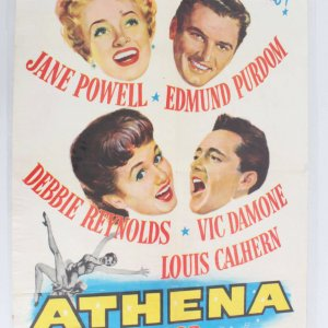 Athena One-Sheet Movie Poster 54/547
