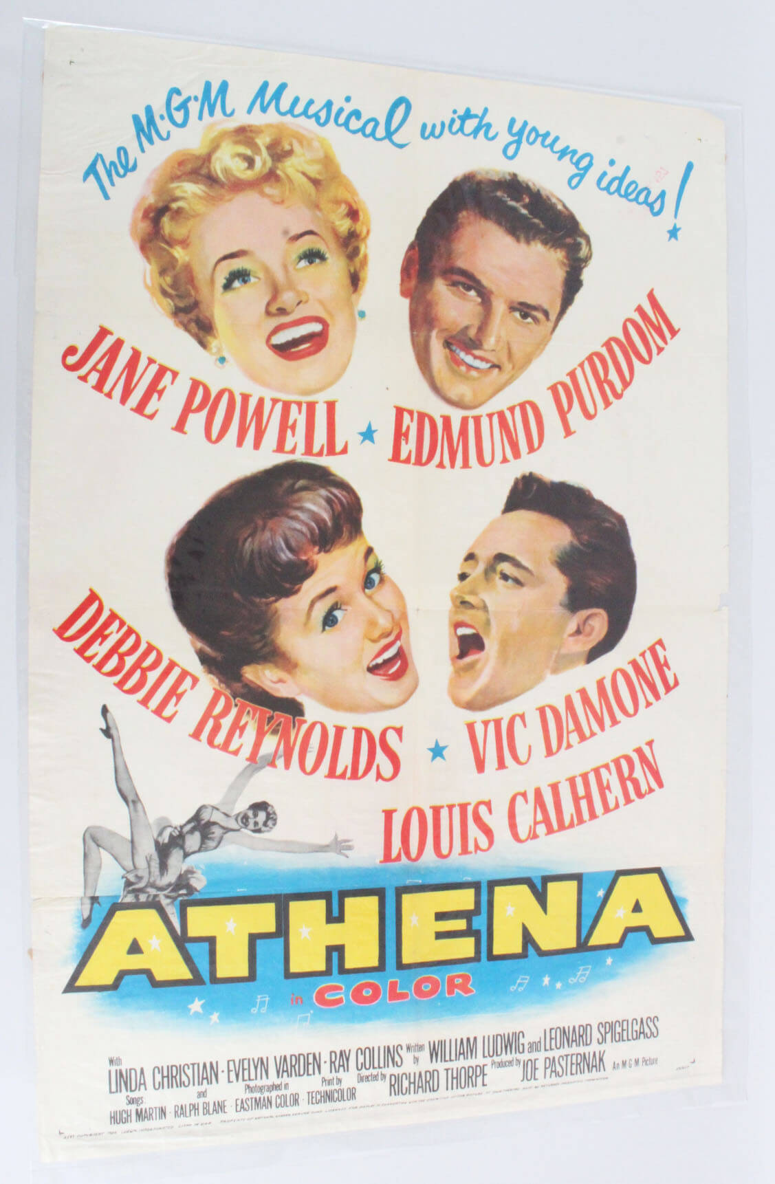 Athena One-Sheet Movie Poster 54/547