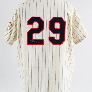 Rod Carew Signed Minnesota Twins Authentic Jersey – COA JSA
