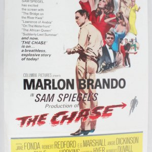 The Chase One Sheet Movie Poster 66/56