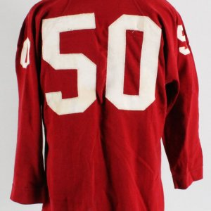 1962-63 Garland Boyette Game-Worn St. Louis Cardinals Jersey