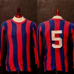A Franz Beckenbauer Game-Used #5 Bayern Munich Shirt.  Circa 1960's / 1970's.