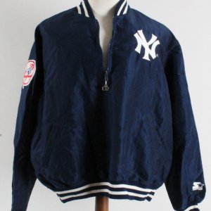 1996 Doc Gooden Game-Worn New York Yankees Jacket 100% Authentic 10/20