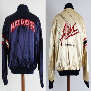 Alice Cooper 1979 Tour Concert Jacket