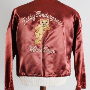 Teddy Pendergrass 1970's era World Tour Jacket