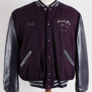 Prince Purple Rain World Tour Jacket 1984-85 Concert Crew Jacket