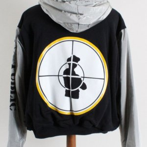 Public Enemy Official 1991 World Tour Jacket