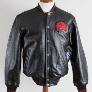 42nd Annual Grammy Awards Official Leather Jacket Avirex 2000