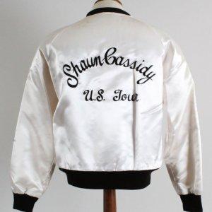 Shaun Cassidy U.S. Tour Jacket 1970's