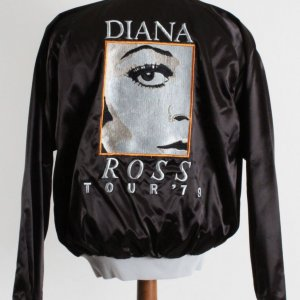 1979 Diana Ross Tour Jacket