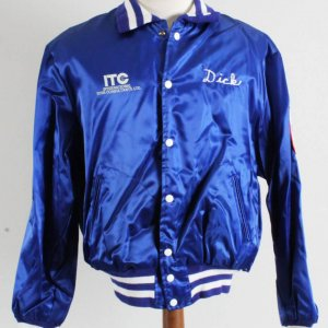International Tour Consultants Jacket