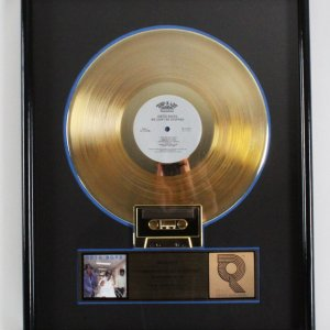 "Geto Boys Gold Record 1992 ""We Can't Be Stopped"""
