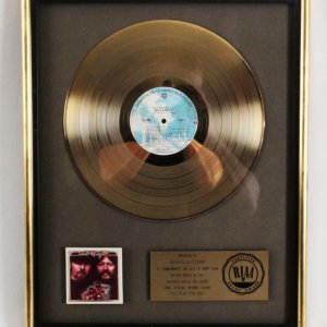 "Seals & Crofts ""I'll Play For You"" 1975 Gold Record RIAA Award"