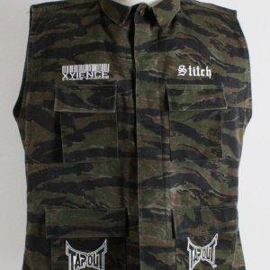 "Jacob ""Stitch"" Duran Worn/Used Vest UFC Cutman"