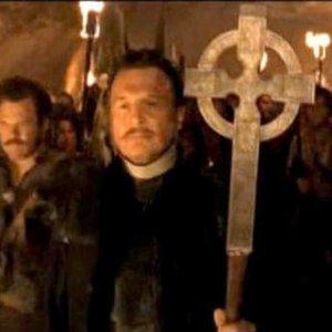 """Gangs Of New York"" Liam Neeson's Battle Cross Costume Prop (Backlot Props)"