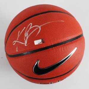 Kobe Bryant Signed Basketball Los Angeles Lakers - COA Panini