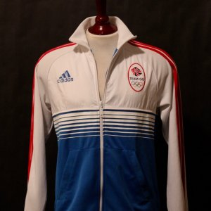 A Ryan Giggs Game-Used Team GB (Great Britain) 2012 Olympic Games Jacket.