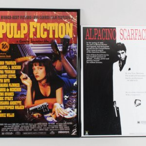 Movie Poster Lot (2)