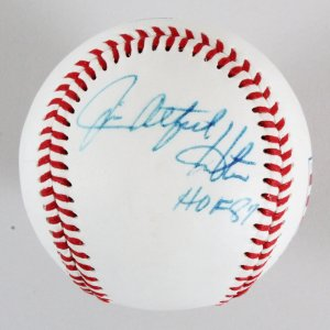Jim Catfish Hunter Signed Baseball New York Yankees - JSA Full LOA